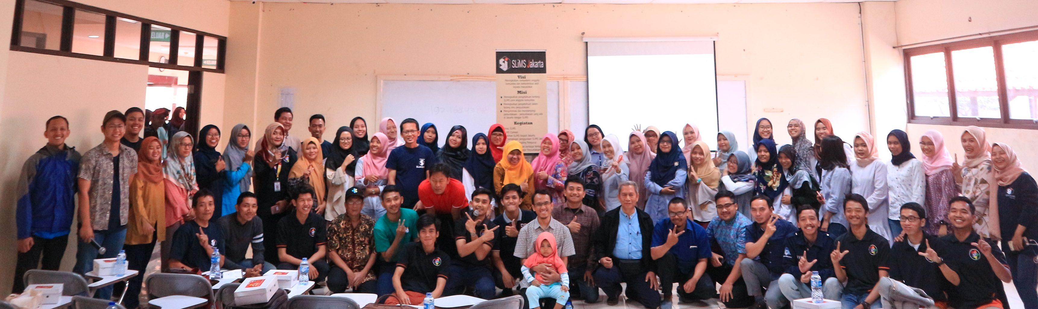 Jakarta SLiMS – Senayan Library Management System